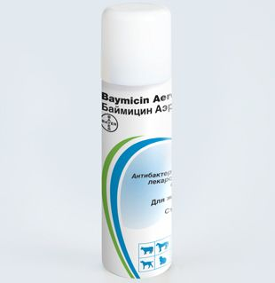 bayer baymicin domestic