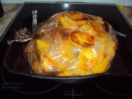 В рукаве духовке рецепт фото